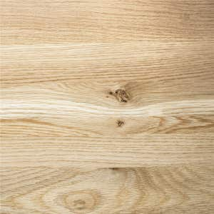 MADERA Solid White Oak Timber Vanity Top 1500mm