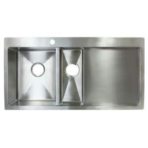 BURAZZO Grande Inset 1 1/2 Bowl Sink (LHS)