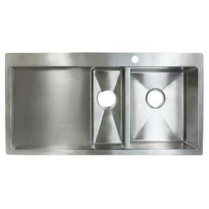 BURAZZO Grande Inset 1 1/2 Bowl Sink (RHS)