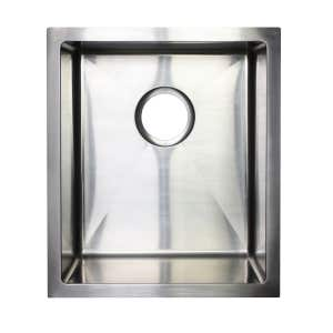 Undermount Single Bowl Sink 390mm