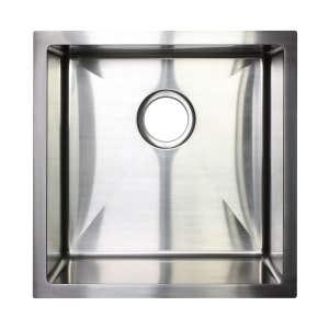 BURAZZO Undermount Single Bowl Sink 450mm