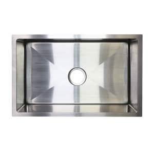 BURAZZO Undermount Single Bowl Sink 850mm
