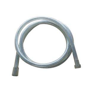 FLUID PVC Shower Hose Silver 1500mm