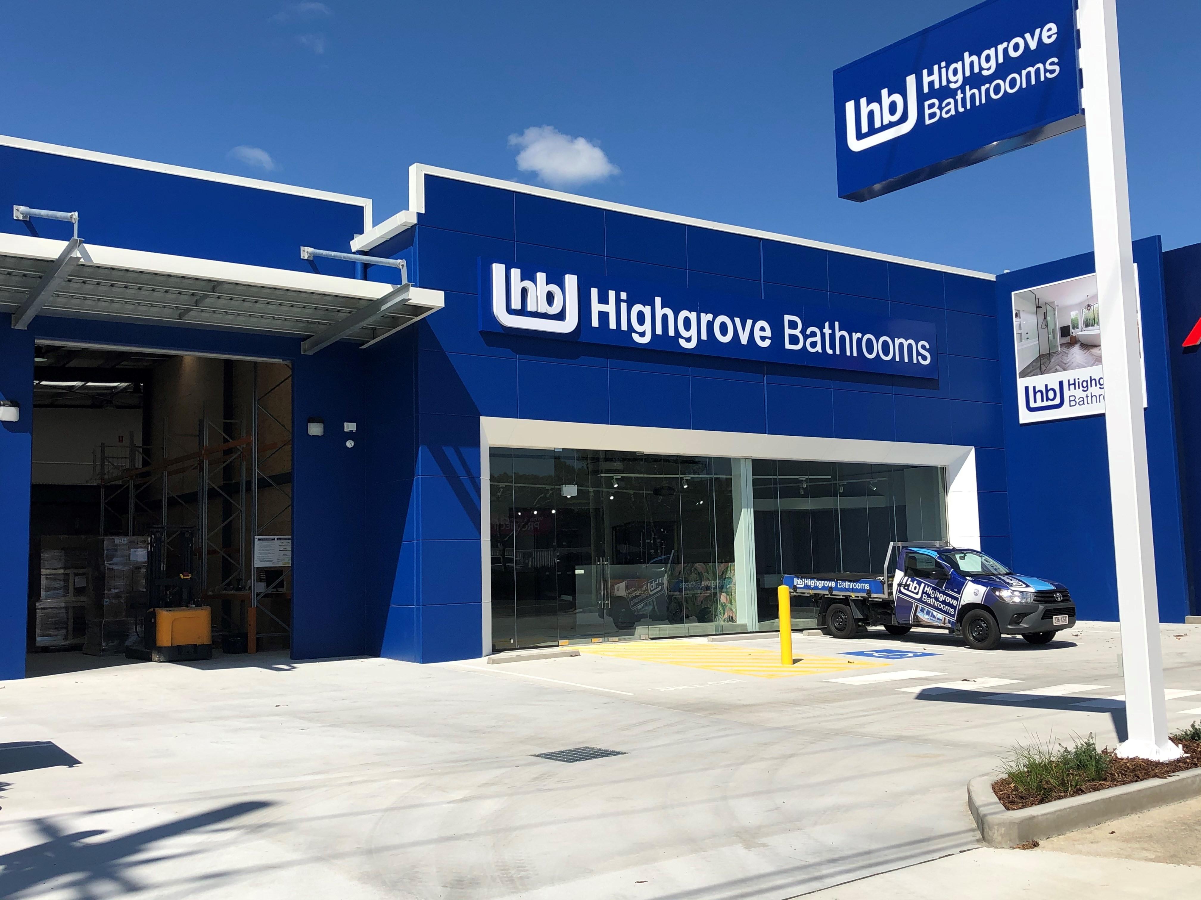 Highgrove Bathrooms - Capalaba