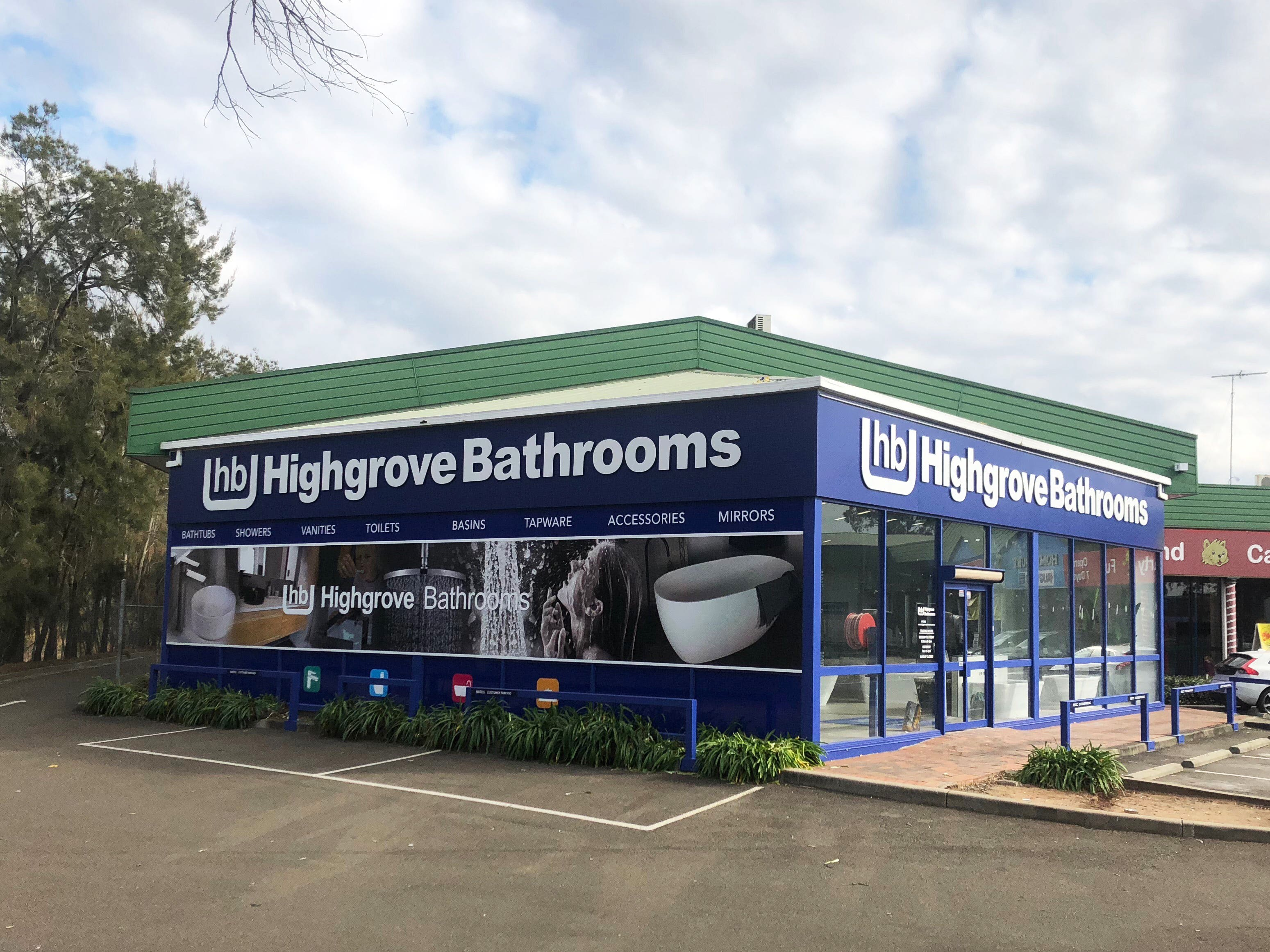 Highgrove Bathrooms - Penrith