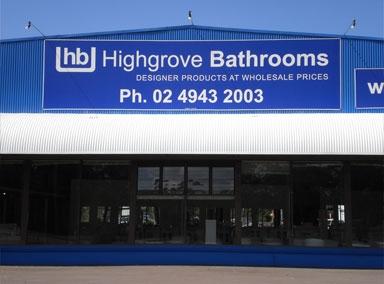 Highgrove Bathrooms - Newcastle