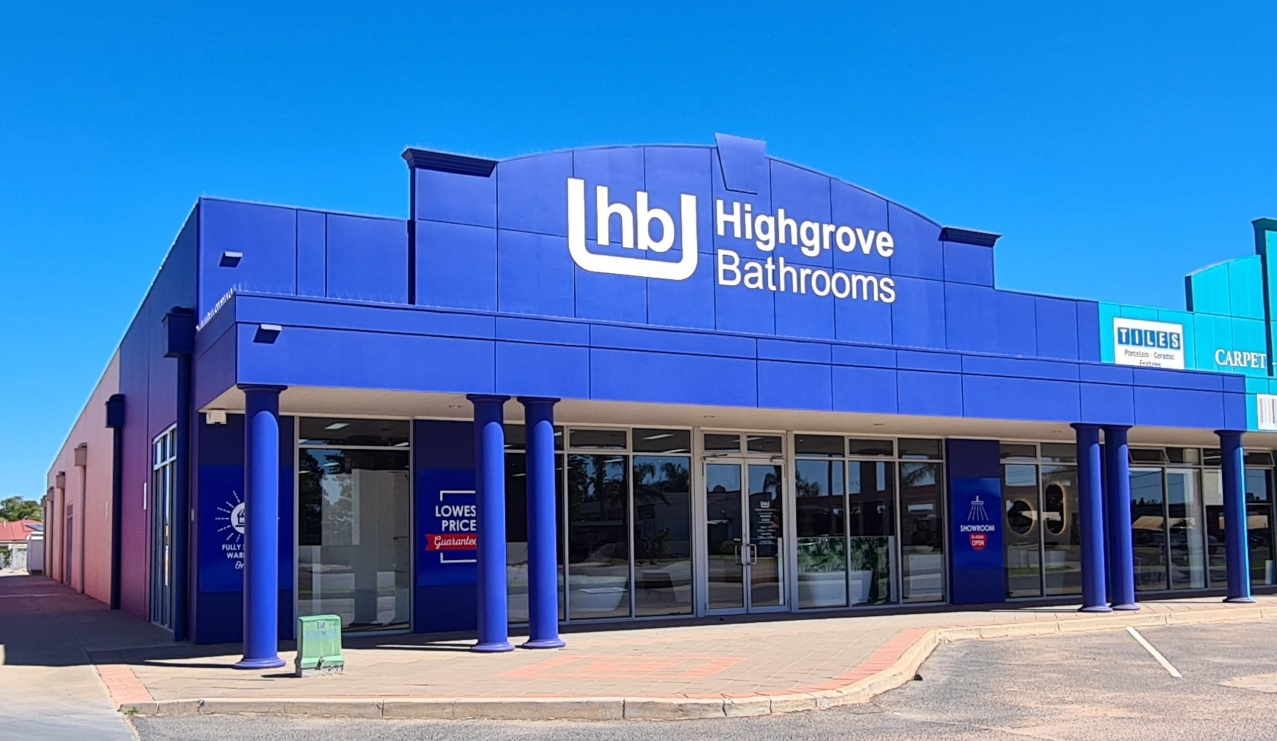 Highgrove Bathrooms - Mildura