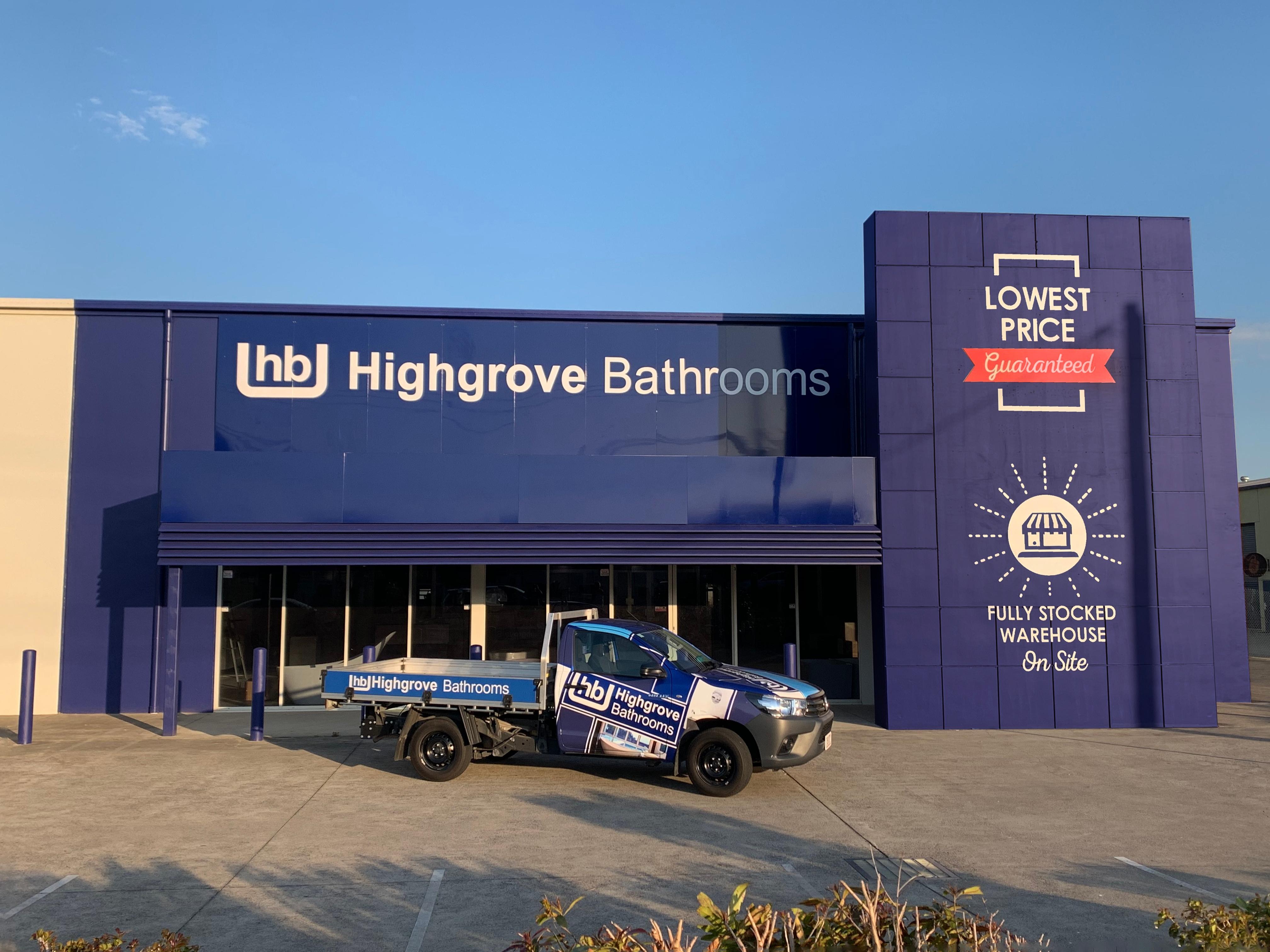 Highgrove Bathrooms - Coffs Harbour