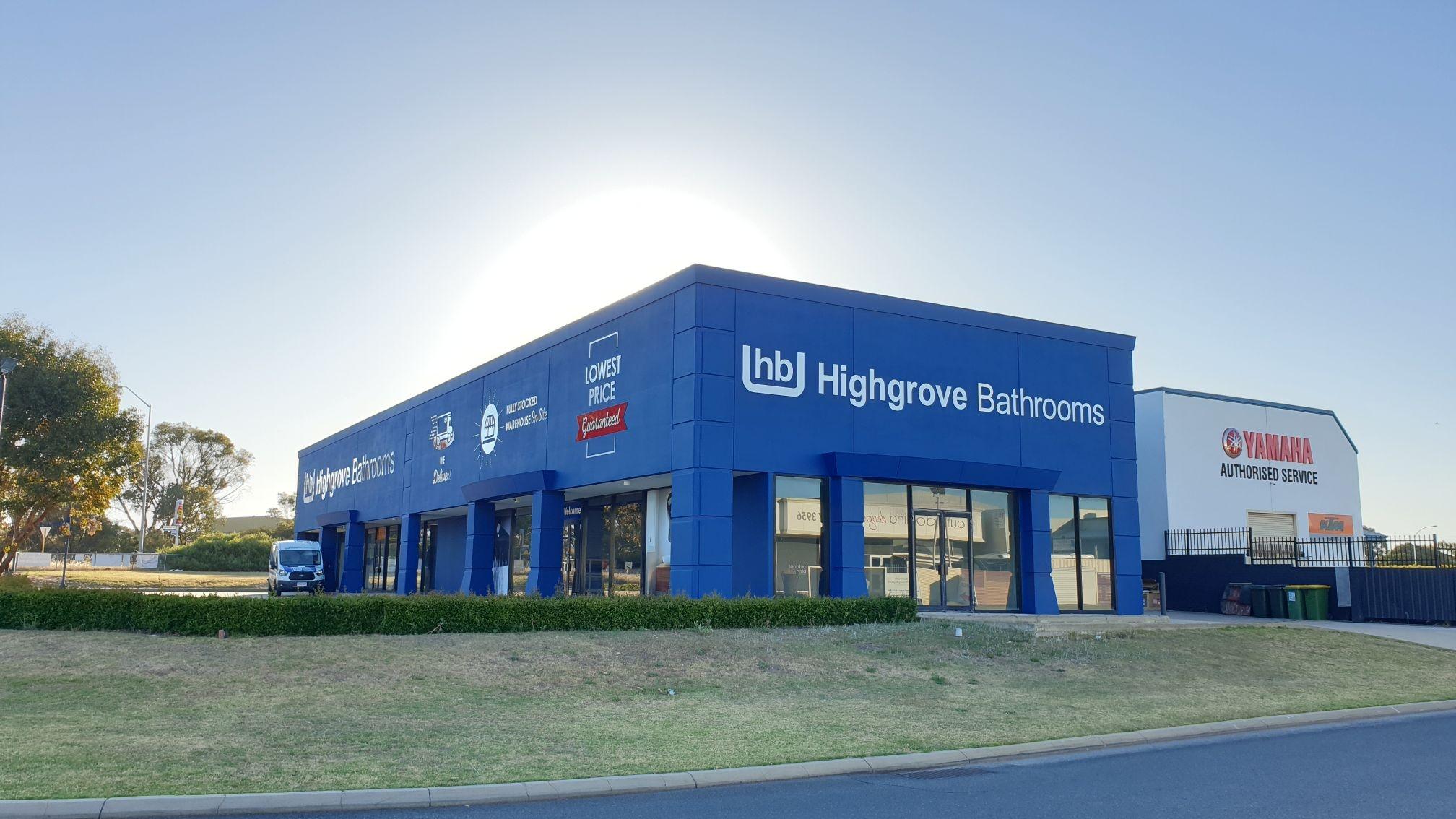 Highgrove Bathrooms - Mandurah