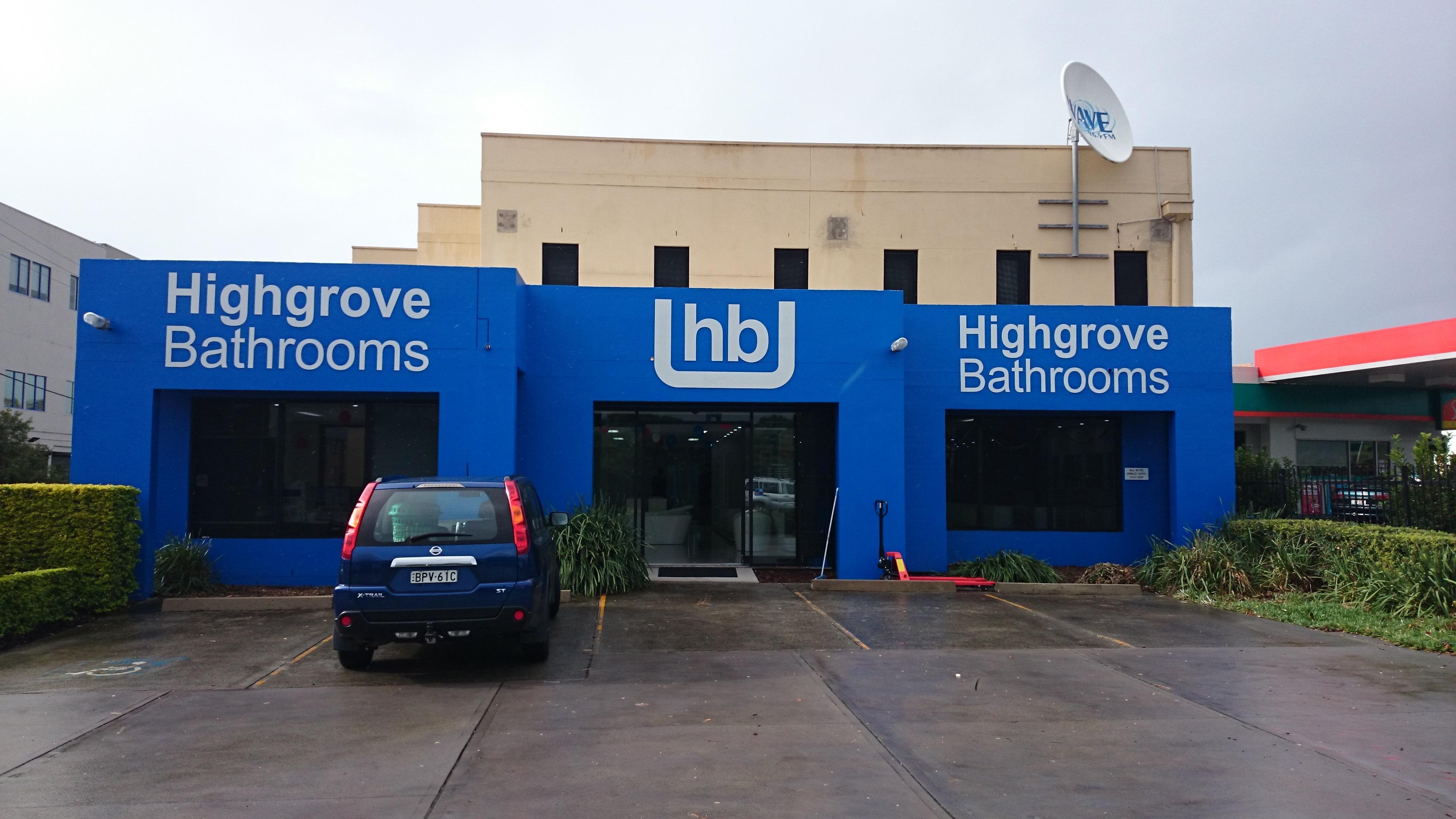 Highgrove Bathrooms - Wollongong