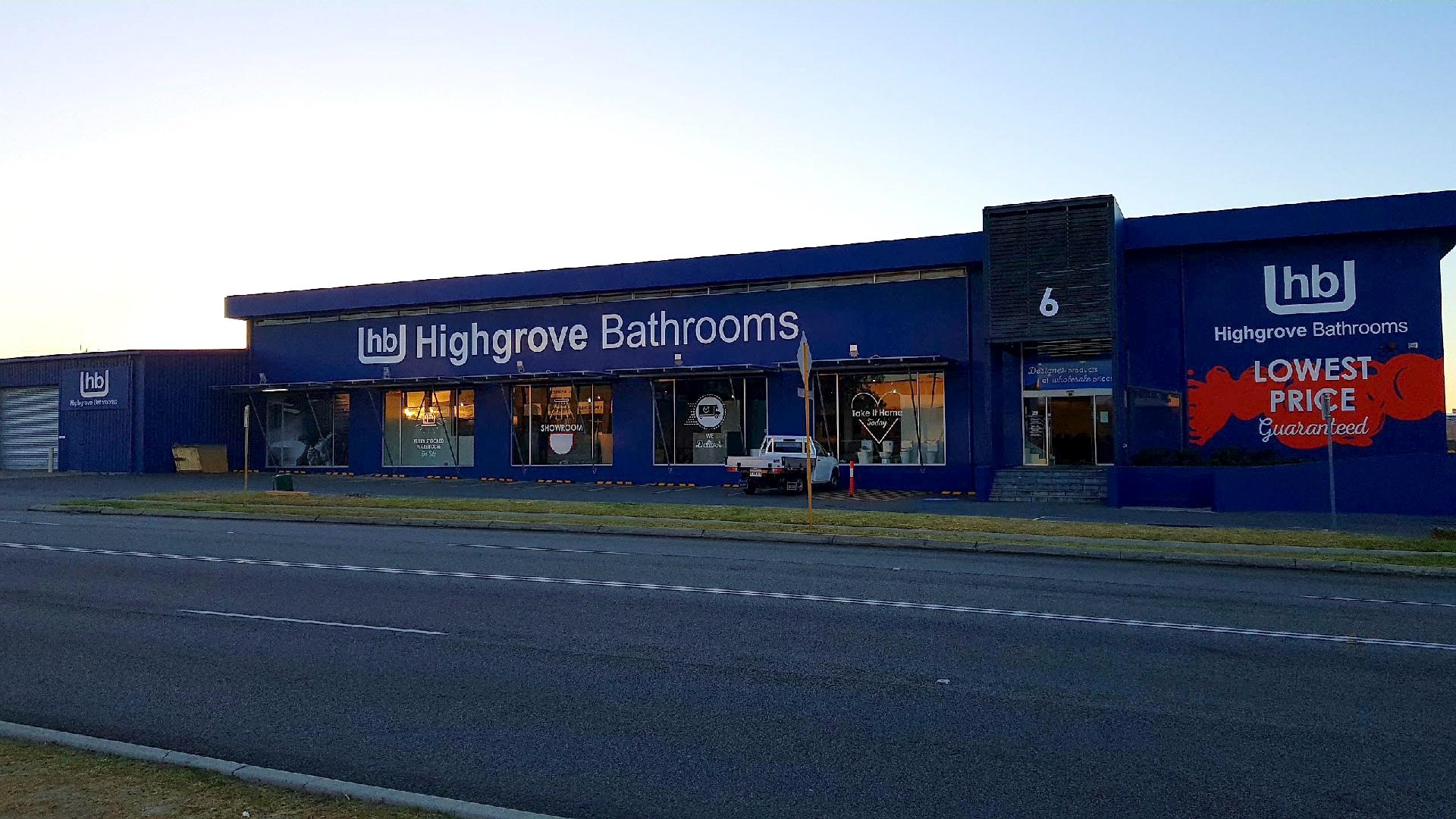 Highgrove Bathrooms - Osborne Park