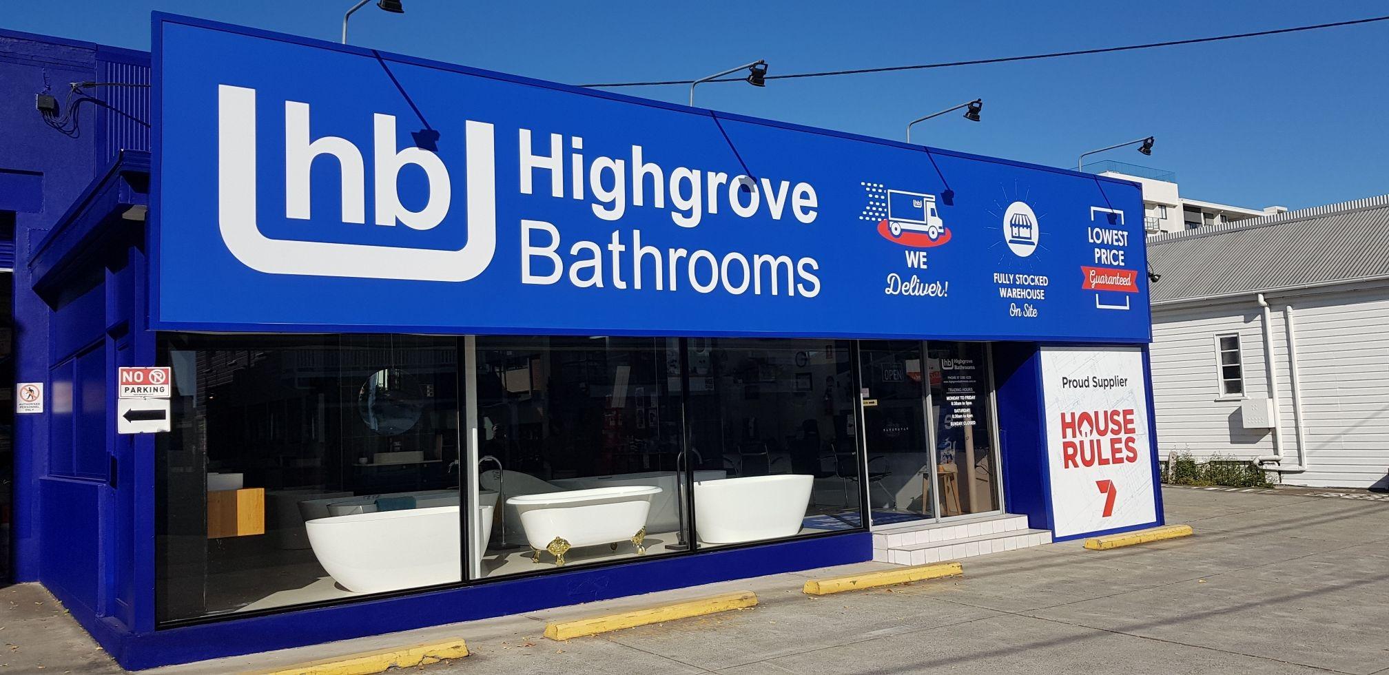 Highgrove Bathrooms - East Brisbane