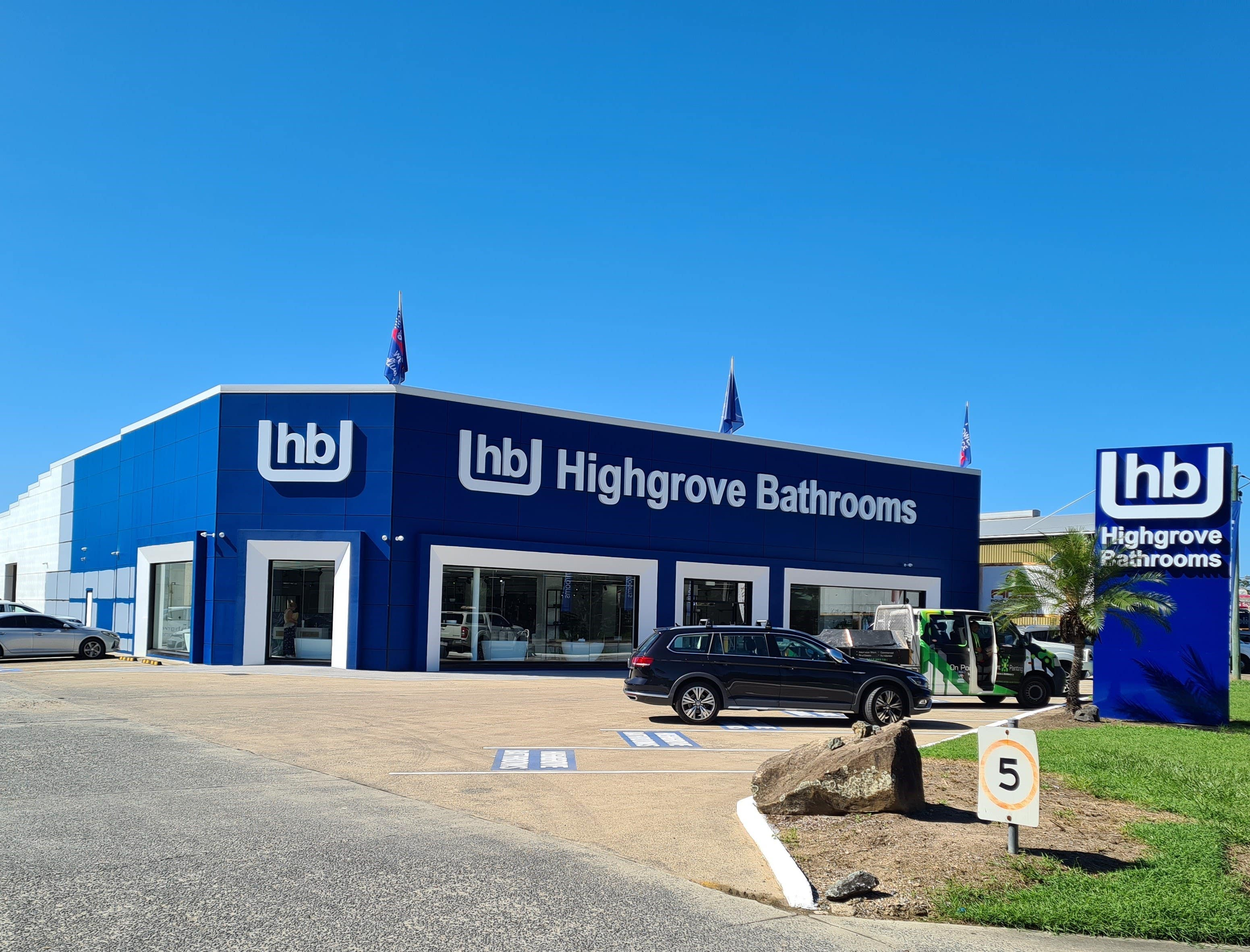 Highgrove Bathrooms - Underwood