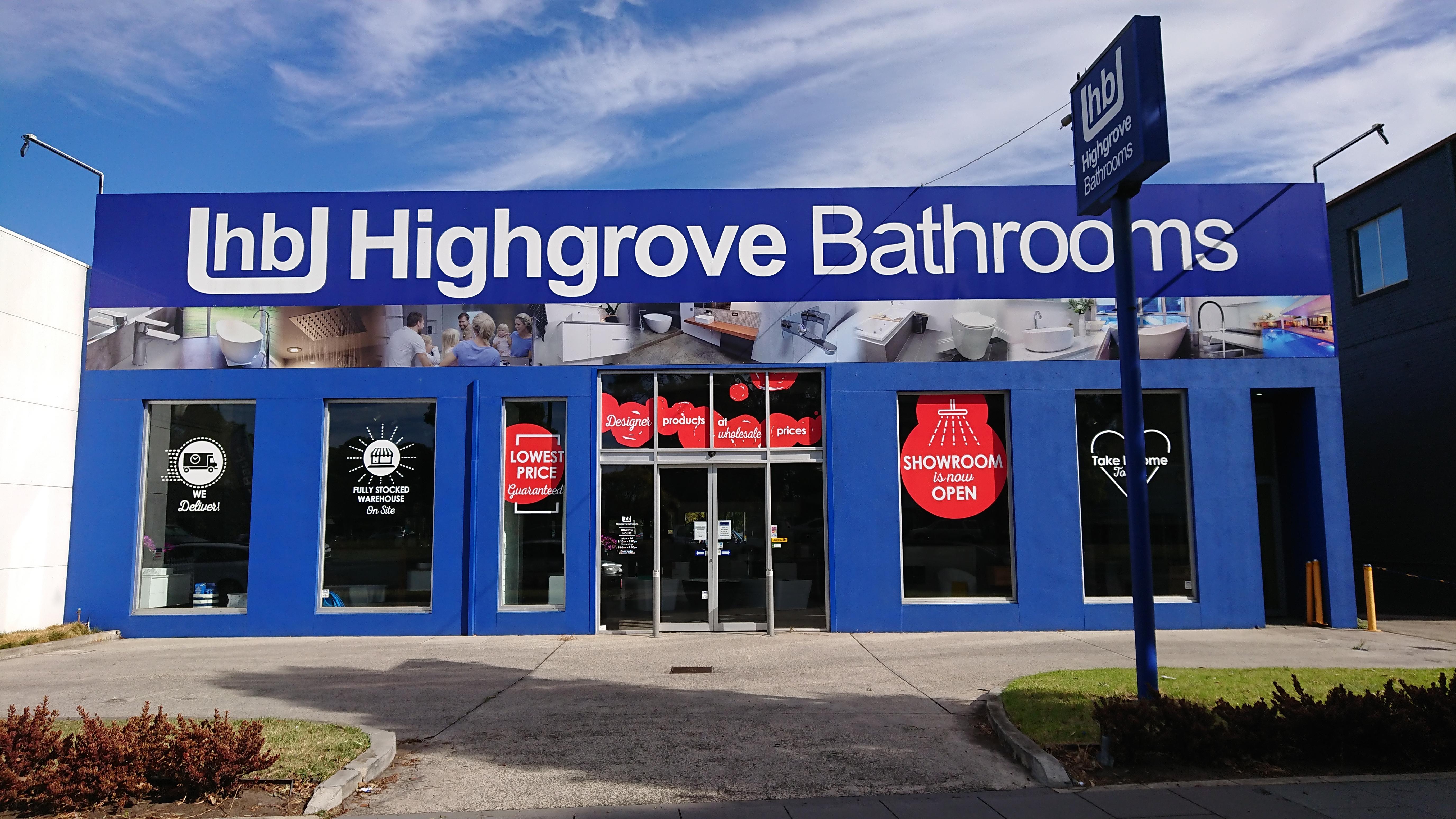 Highgrove Bathrooms - Nunawading